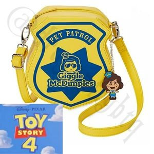NWOT Toy Story 4 Giggle McDimples Bag/Purse